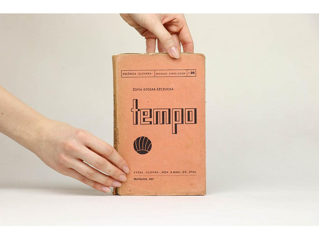 Žofia Kossak-Szczucká - Tempo (1937)