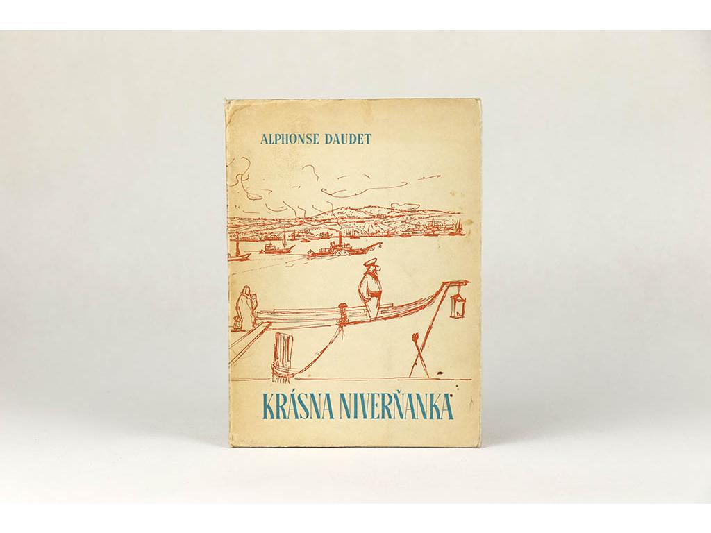 Alphonse Daudet - Krásna Niverňanka (1949)