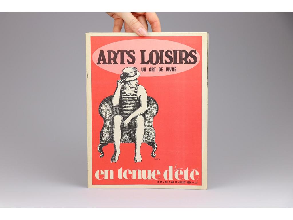 časopis: Arts Loisirs un art de vivre (1966)