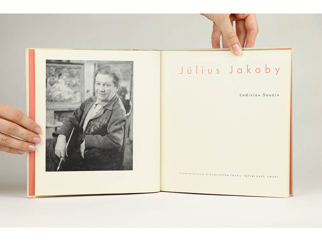 Ladislav Saučin - Július Jakoby (1960)