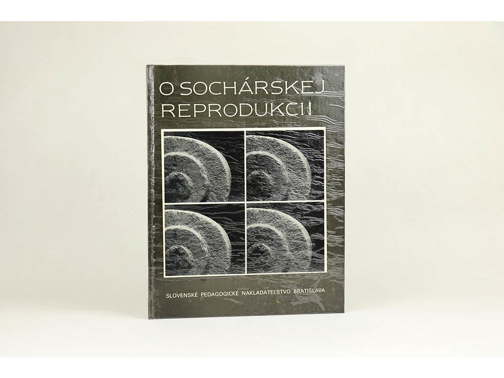 Bohumil Teplý - O sochárskej reprodukcii (1984)