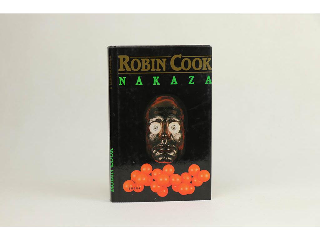 Robin Cook - Nákaza (1992)
