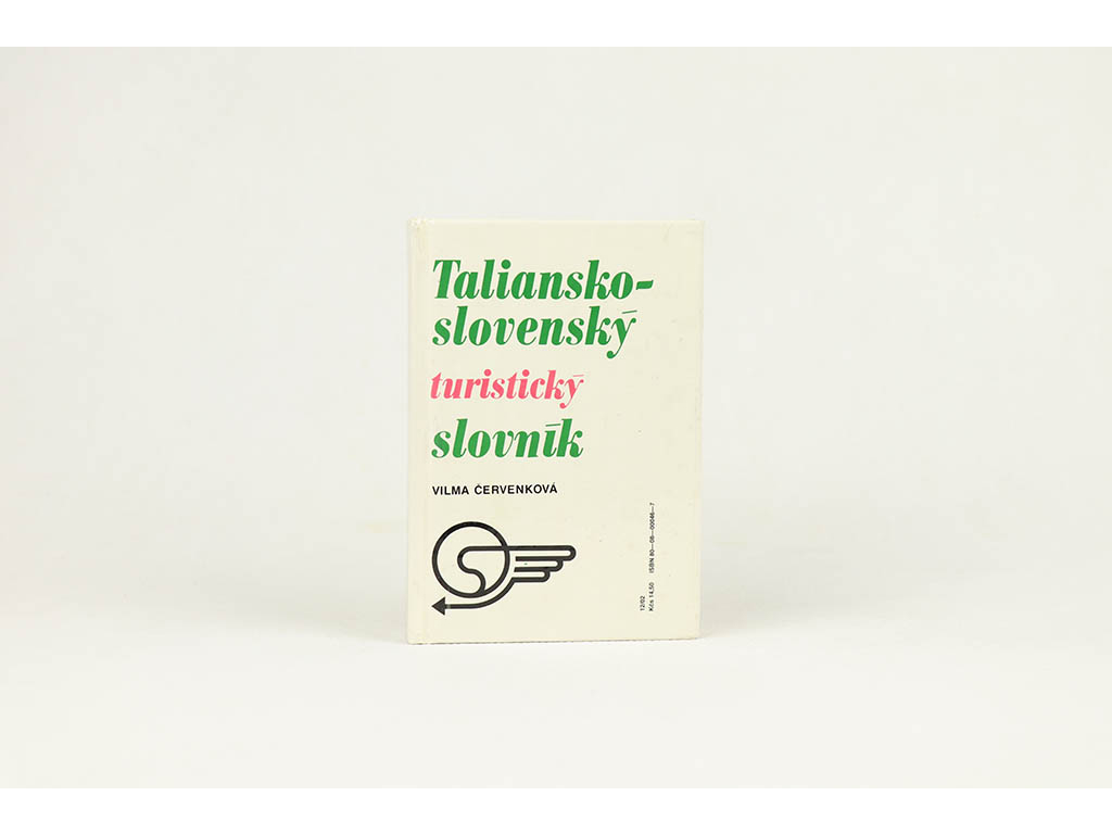 Slovensko-taliansky a taliansko-slovenský turistický slovník (1988)