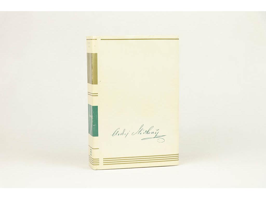 8b9b6eff4 Antikvariát Staroknih │ Andrej Sládkovič: poézia (1976)