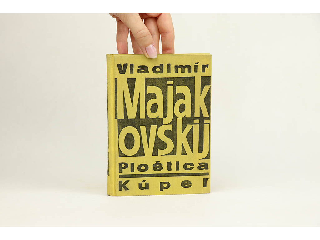 Vladimír Majakovskij - Ploštica, Kúpeľ (1963)