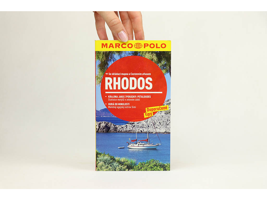 Klaus Bötig - Rhodos (2015) /Marco Polo