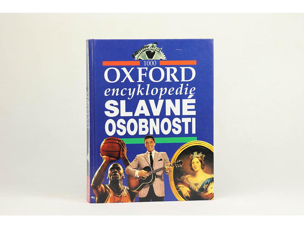 Oxford encyklopedie Slavné osobnosti (1995)