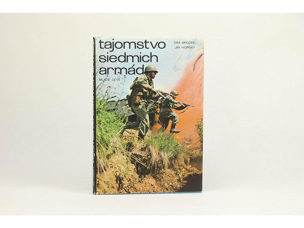 Ota Brožek, Jiří Horský - Tajomstvo siedmich armád (1975)