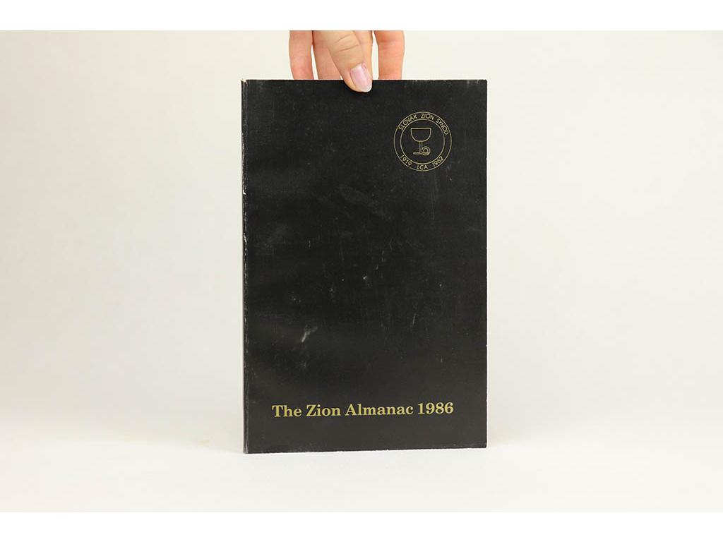 Kalendár Sion Slovenskej Synody Sion Luteránskej Cirkvi v Amerike (1986)