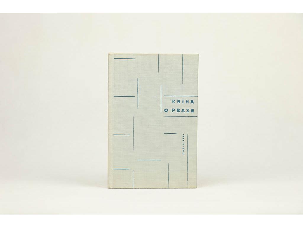 Emanuel Poche - Kniha o Praze (1964)