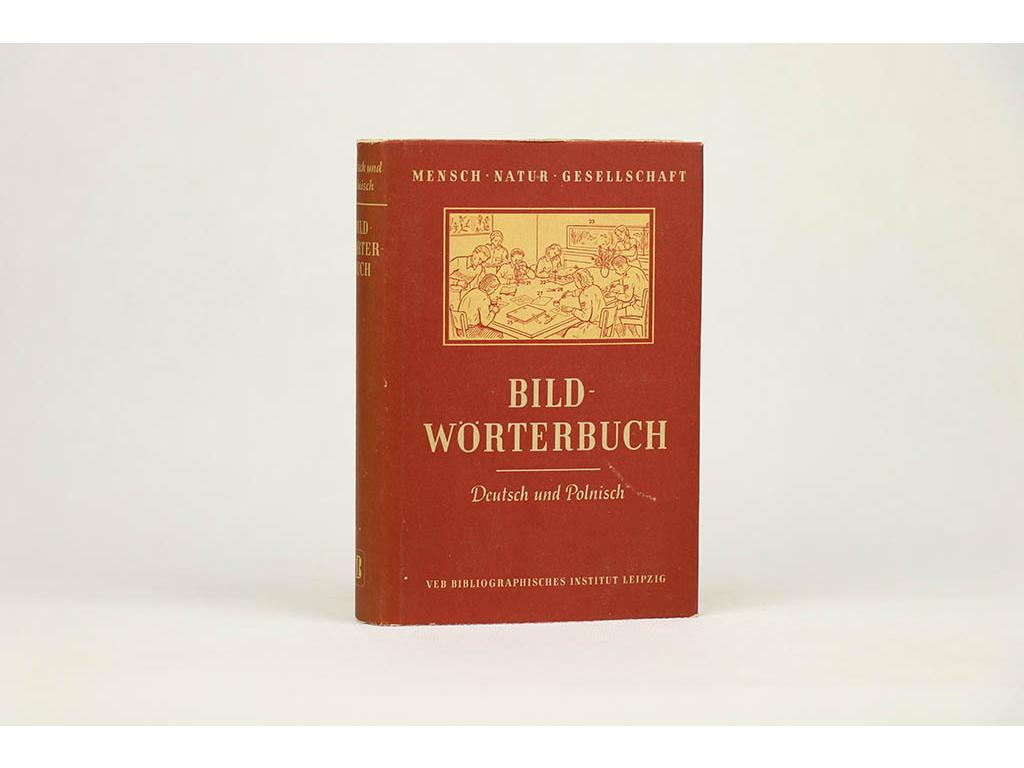 Edmund Daun - Bild-Wörterbuch: Deutsch und Polnisch (1954)