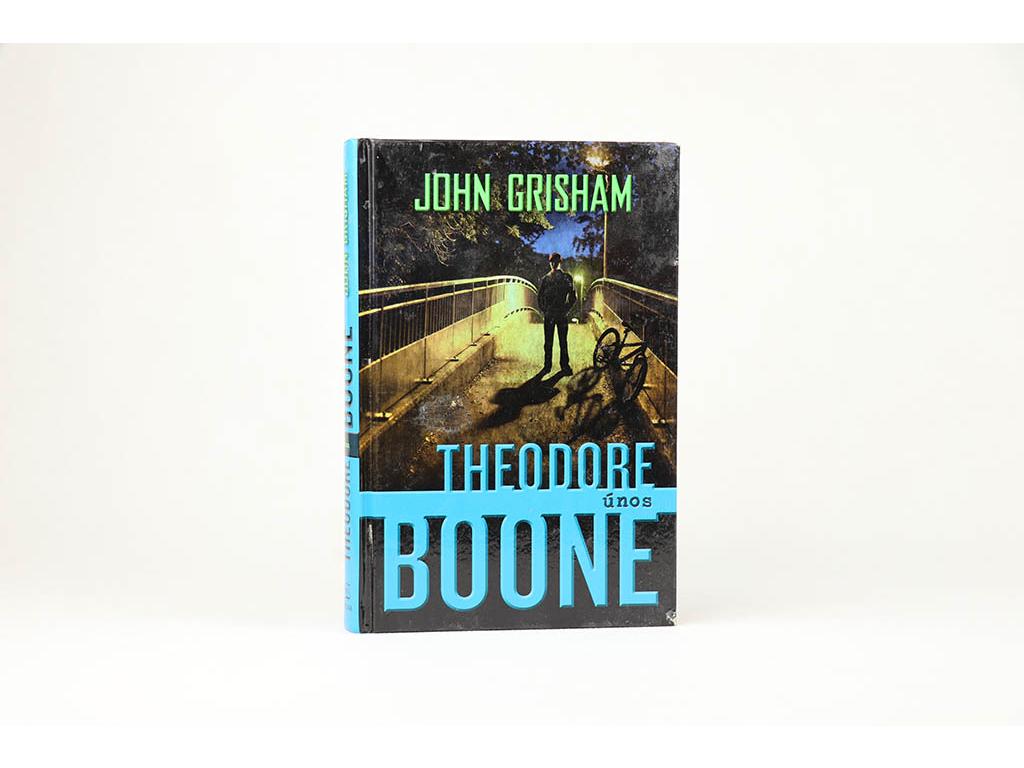 John Grisham - Theodore Boone: únos (2012)