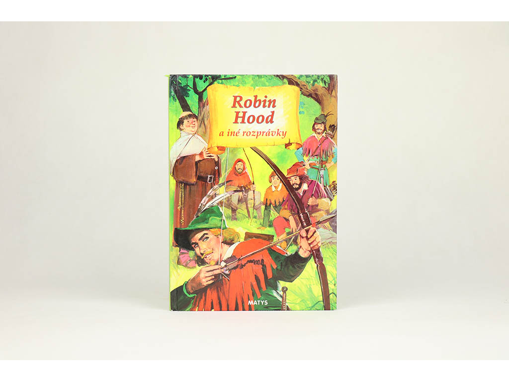 Robin Hood a iné rozprávky (2005)