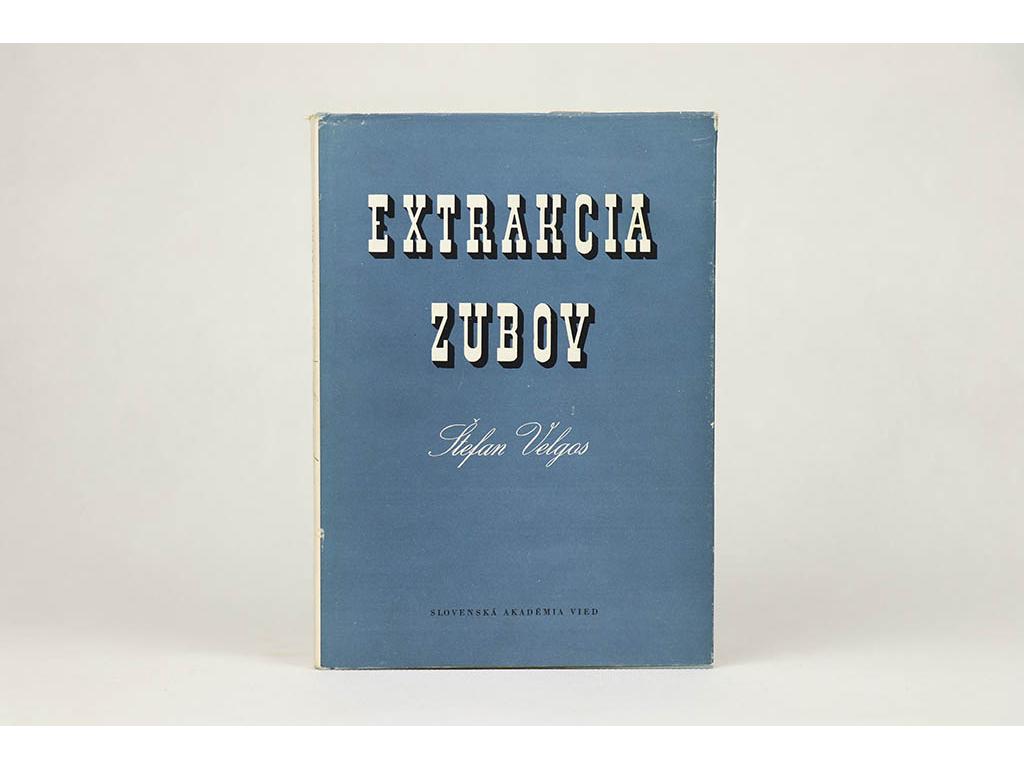 Štefan Velgos - Extrakcia zubov (1955)
