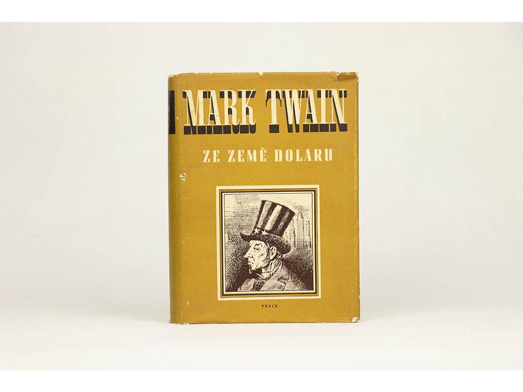 Mark Twain - Ze země dolaru (1952)