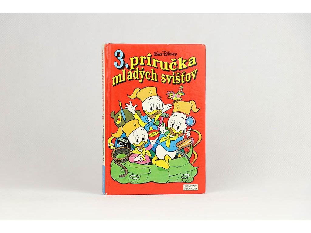 Walt Disney - 3. príručka mladých svišťov (1997)