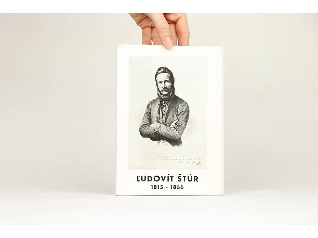 Ľudovít Štúr 1815-1856 (1977) /súbor fotopohľadníc