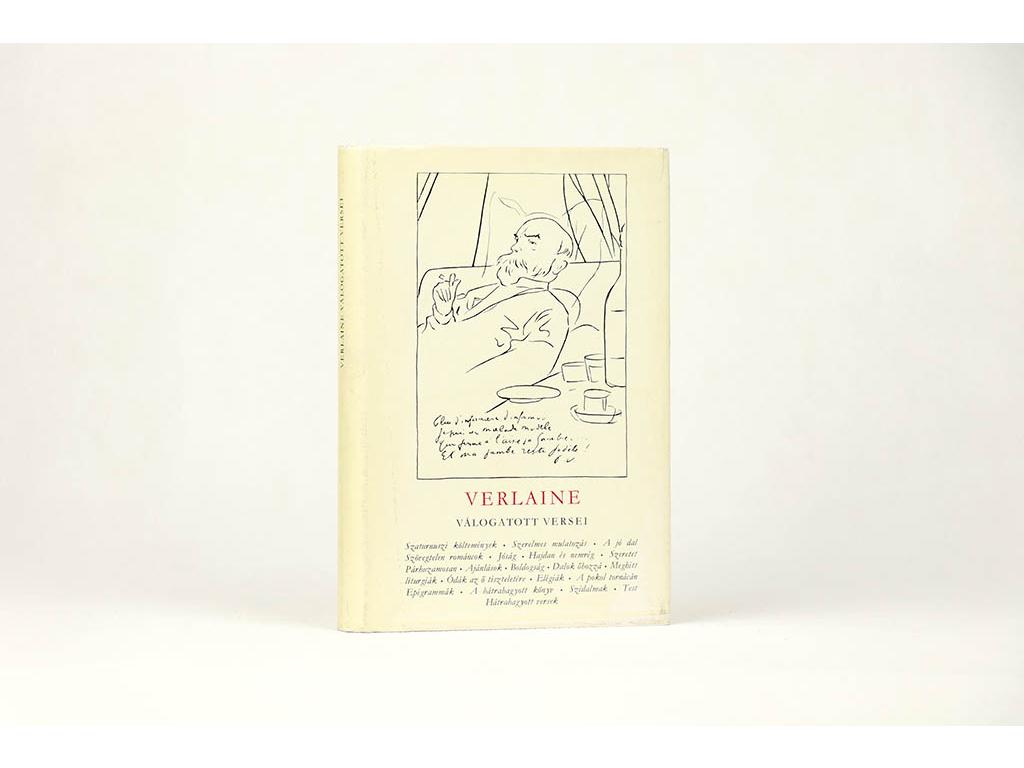 Paul Verlaine - Válogatott versei (1965)