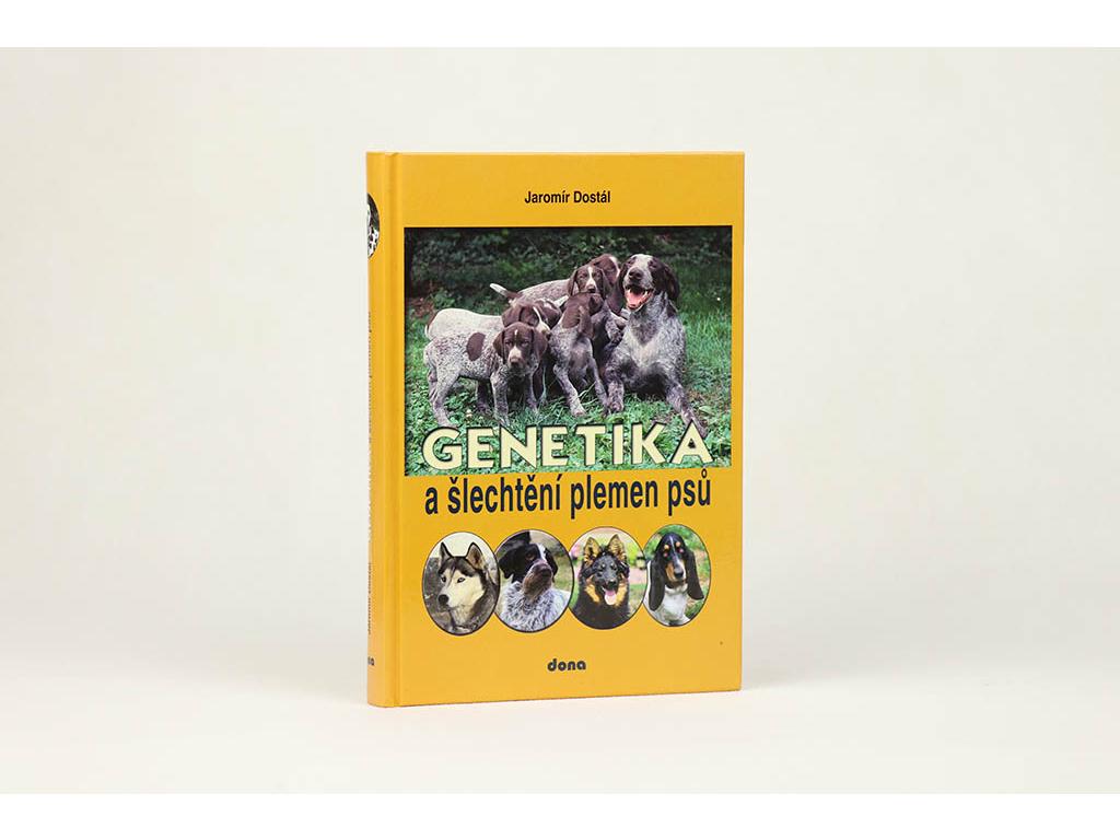 Jaromír Dostál - Genetika a šlechtení plemen psů (2007)