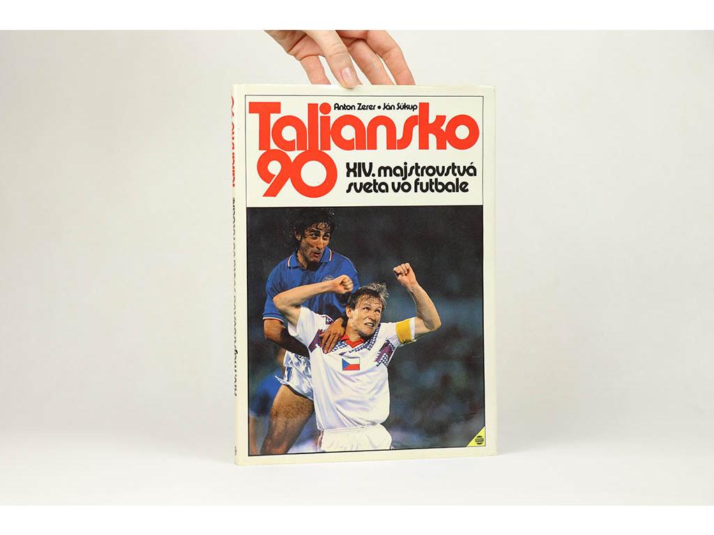 Anton Zerer, Ján Súkup - Taliansko 90: XIV. majstrovstvá sveta vo futbale (1990)