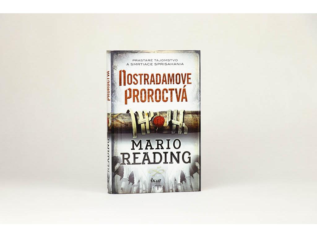 Mario Reading - Nostradamove proroctvá (2010)