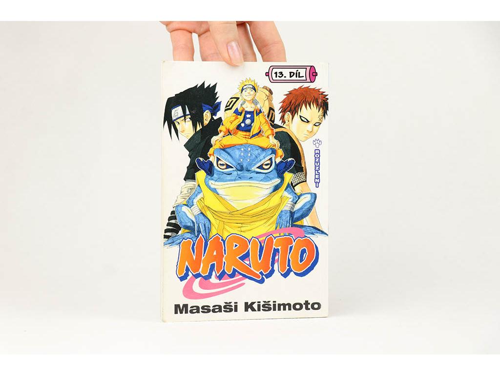 Masashi Kishimoto - Naruto 13 (2013)