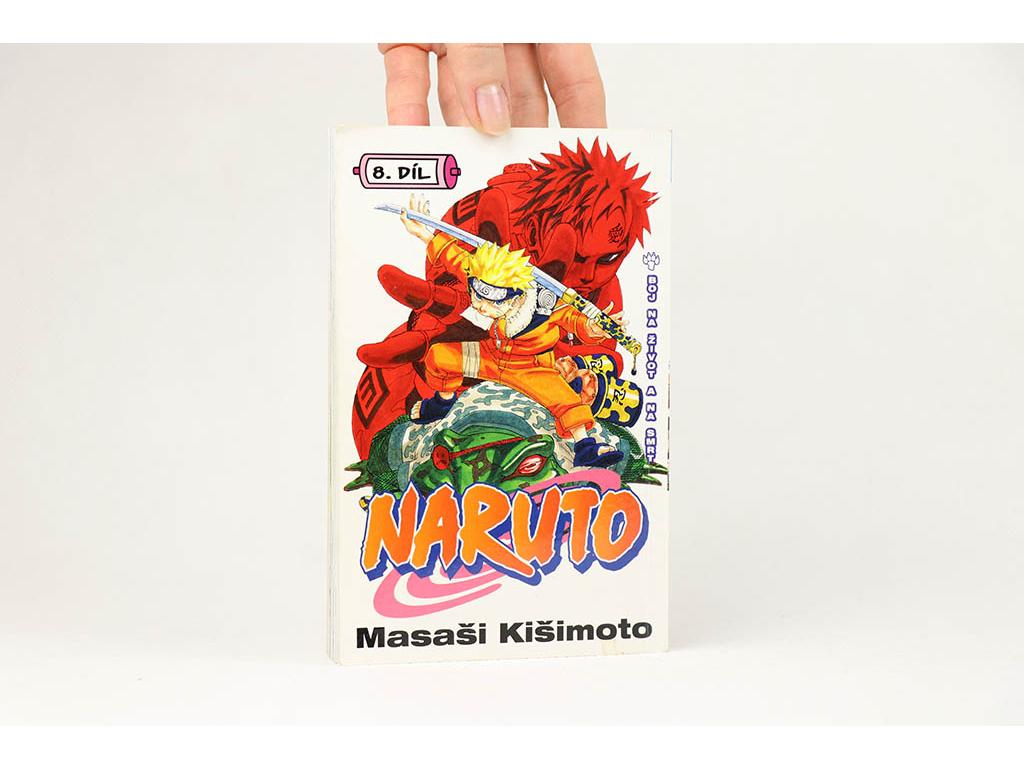 Masashi Kishimoto - Naruto 8 (2012)