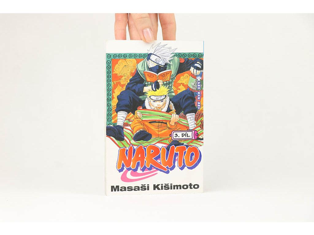 Masashi Kishimoto - Naruto 3 (2011)