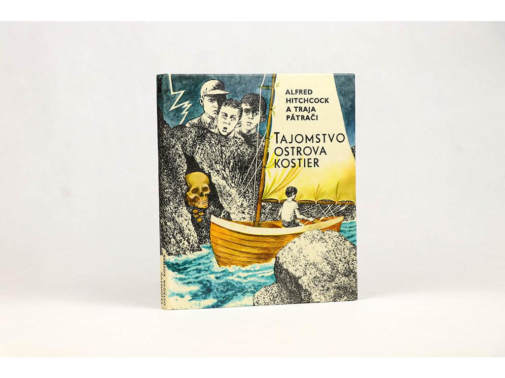 Alfred Hitchcock a traja pátrači - Tajomstvo ostrova kostier (1975)