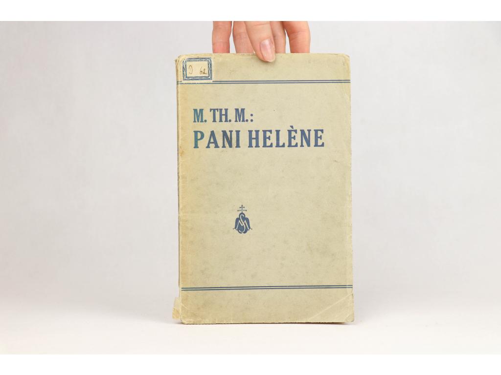 M. Th. M. - Pani Helène (1932)