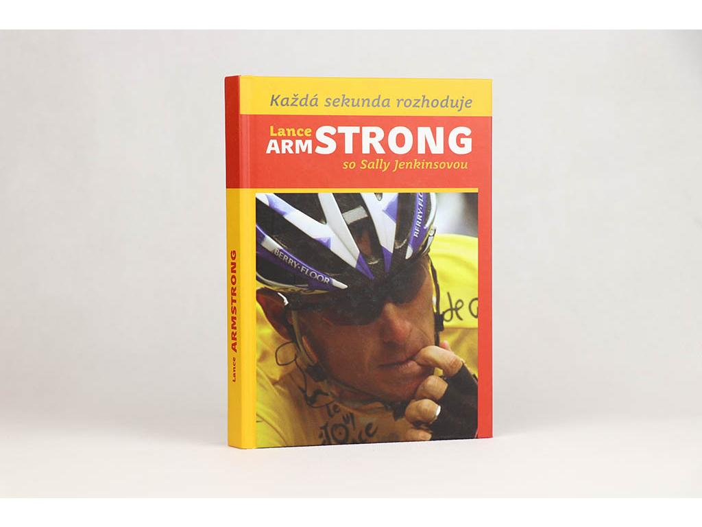 Lance Armstrong, Sally Jenkinsová - Každá sekunda rozhoduje (2004)