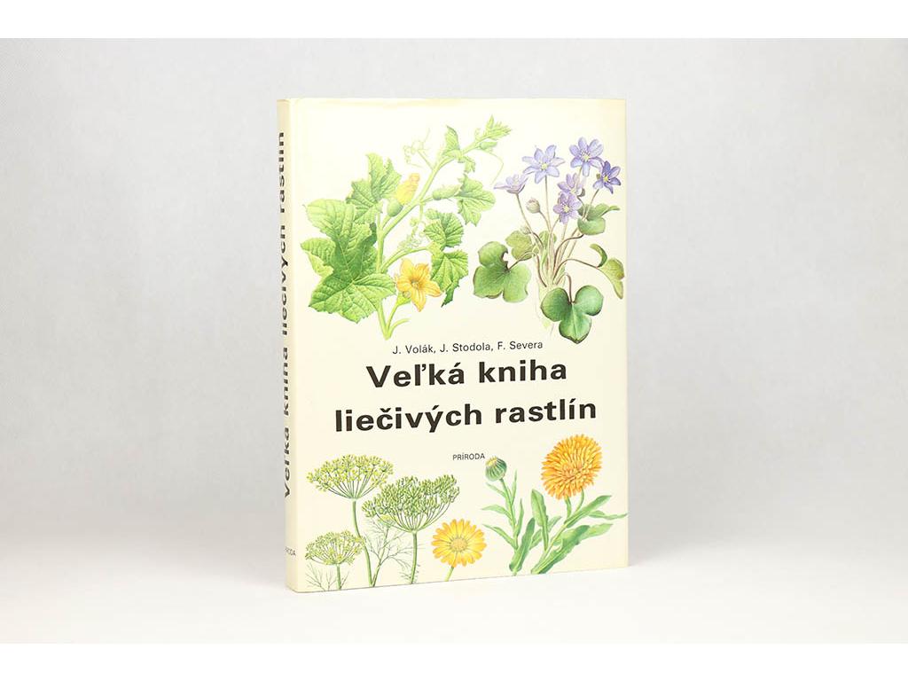 Veľká kniha liečivých rastlín