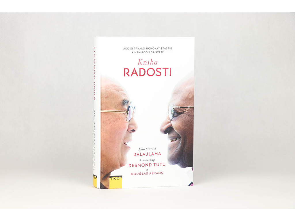 Dalajláma, Desmond Tutu, Douglas Abrams - Kniha radosti (2016)