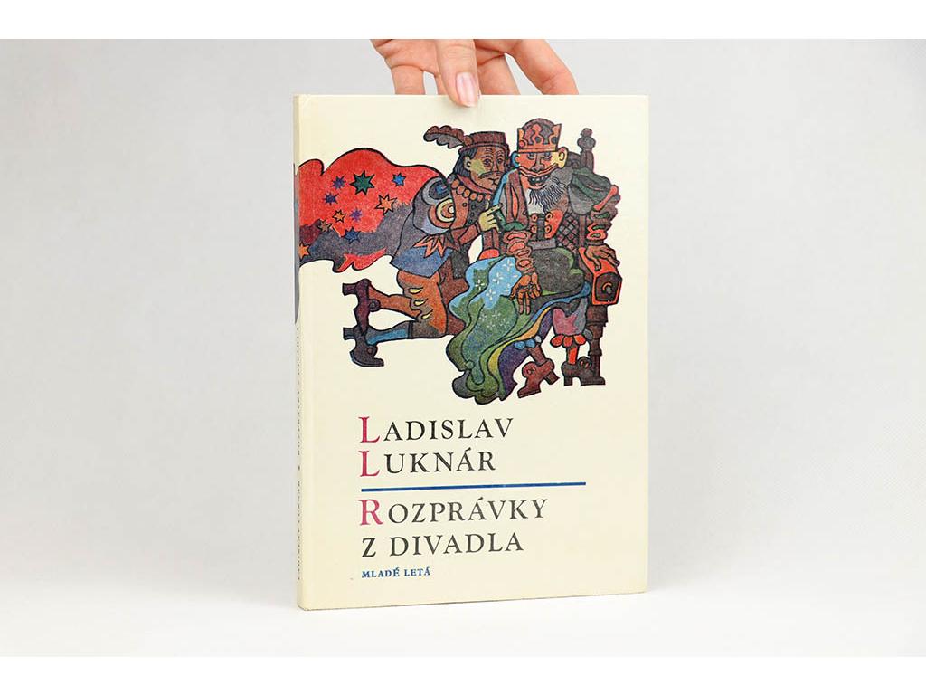 Ladislav Luknár - Rozprávky z divadla (1975)