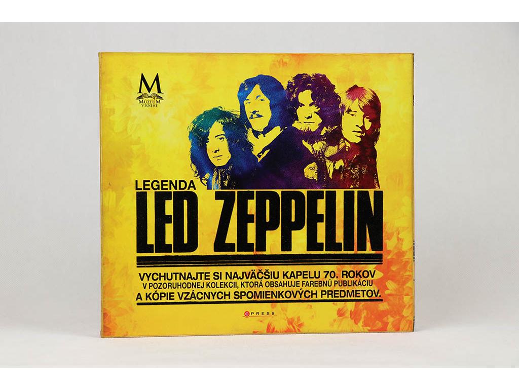 Chris Welch - Legenda Led Zeppelin (2010)