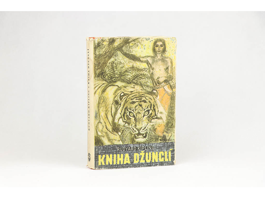 Rudyard Kipling - Kniha džunglí I-II (1948)