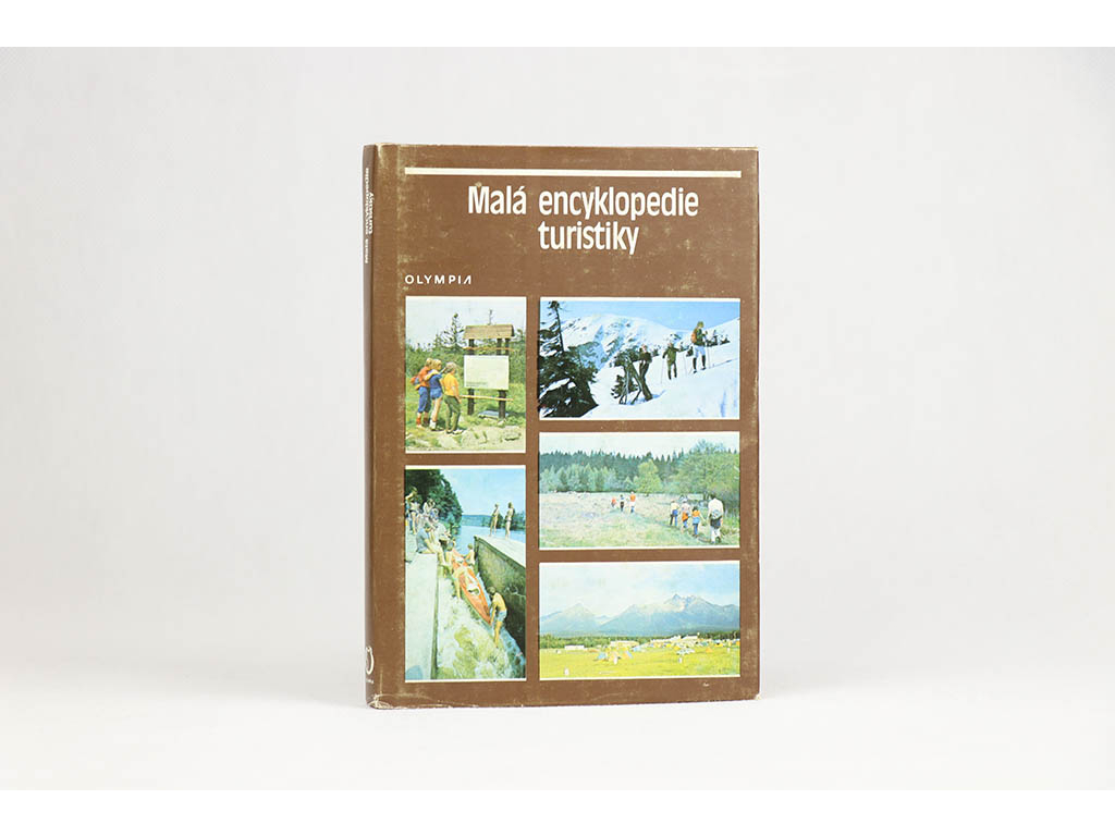 Malá encyklopedie turistiky (1986)