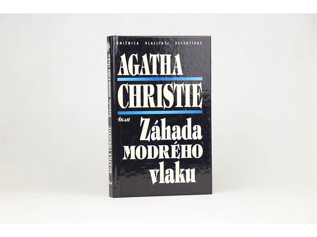 Agatha Christie - Záhada modrého vlaku (1997)