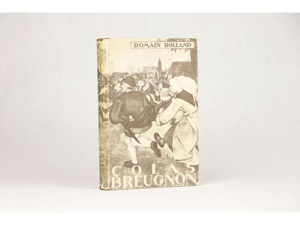 Romain Rolland - Colas Breugnon: Dobrý človek ešte žije (1947)