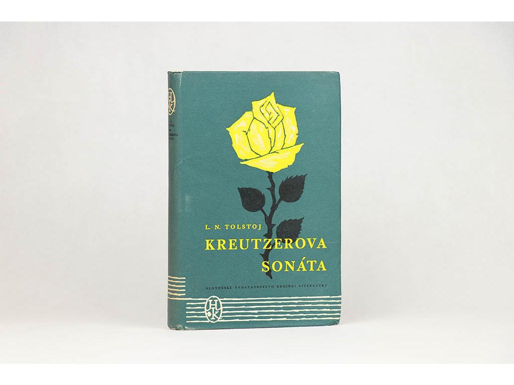 L. N. Tolstoj - Kreutzerova sonáta (1958)
