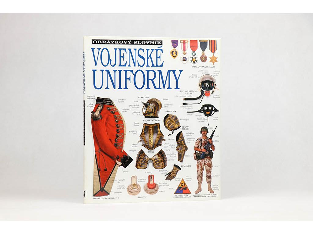 Vojenské uniformy: obrázkový slovník (1995)