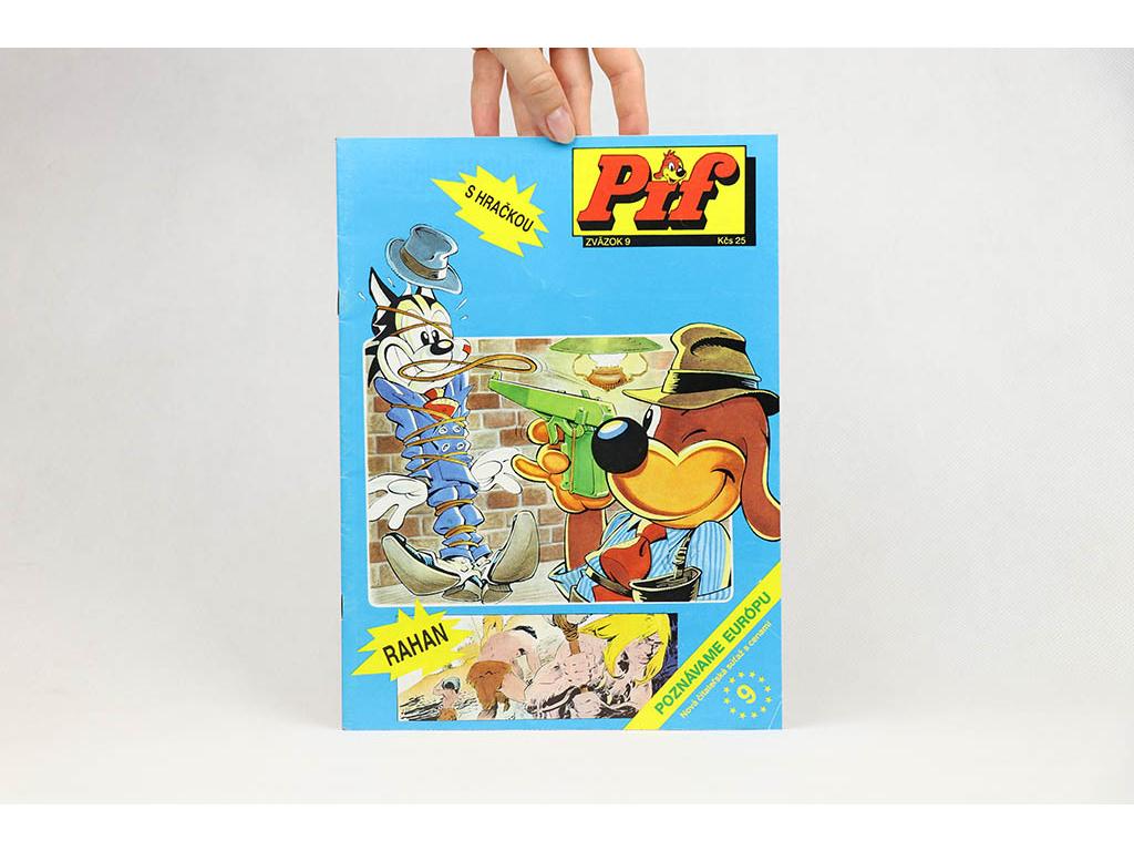 Pif, zväzok 9 (1992)