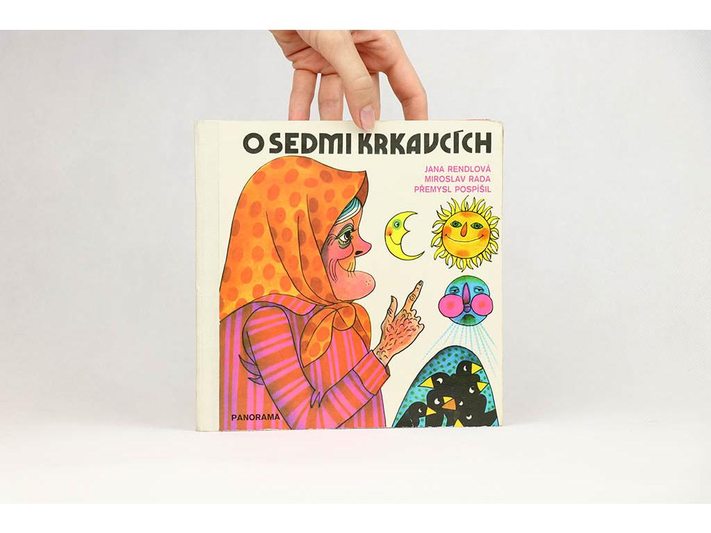 Jana Rendlová, Miroslav Rada, Přemysl Pospíšil - O sedmi krkavcích (1979)