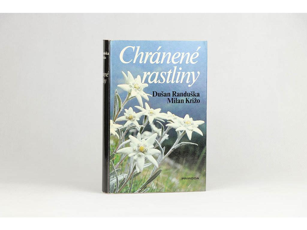 Dušan Randuška, Milan Križo - Chránené rastliny (1983)