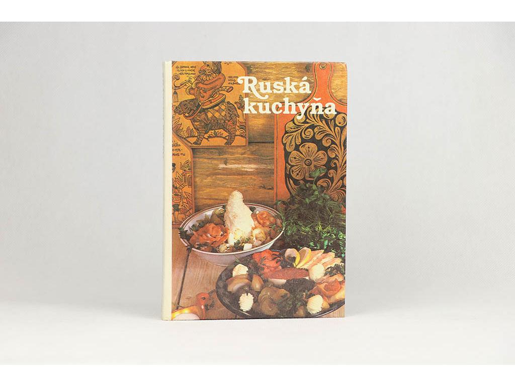Nikolaj Ivanovič Kovaľov - Ruská kuchyňa (1985)
