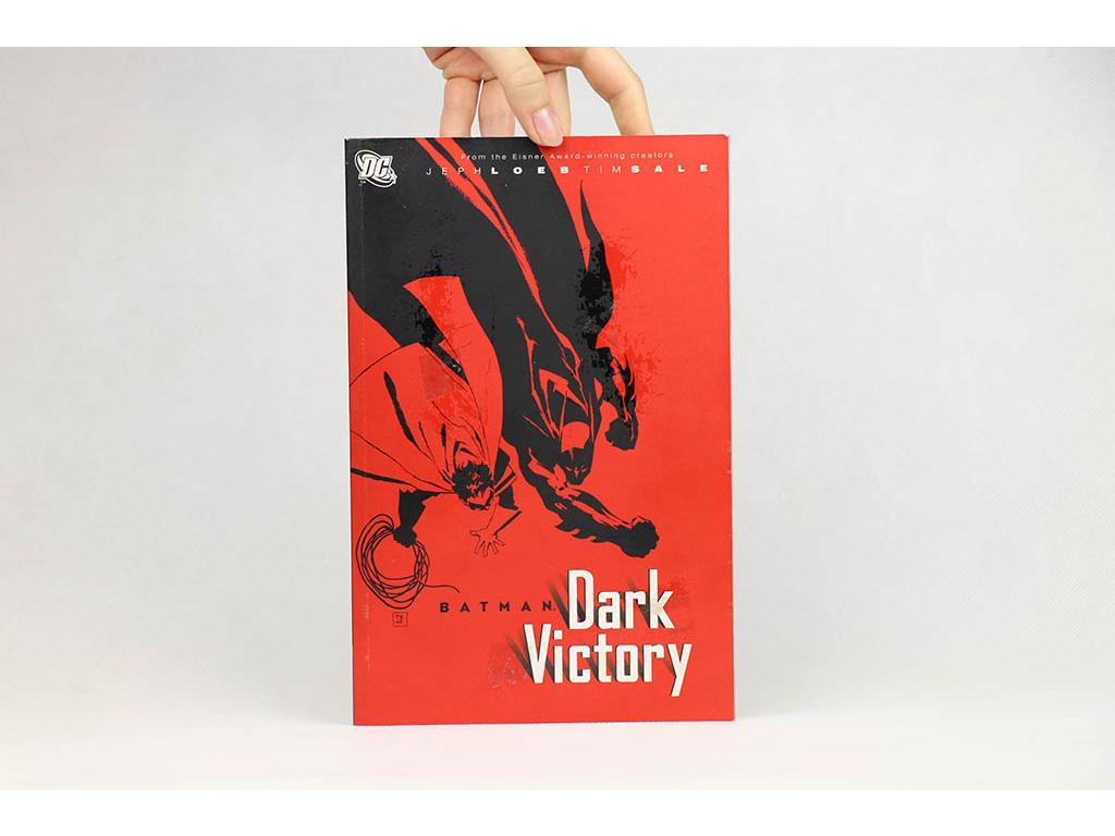 Jeph Loeb, Tim Sale - Batman: Dark Victory (2001)