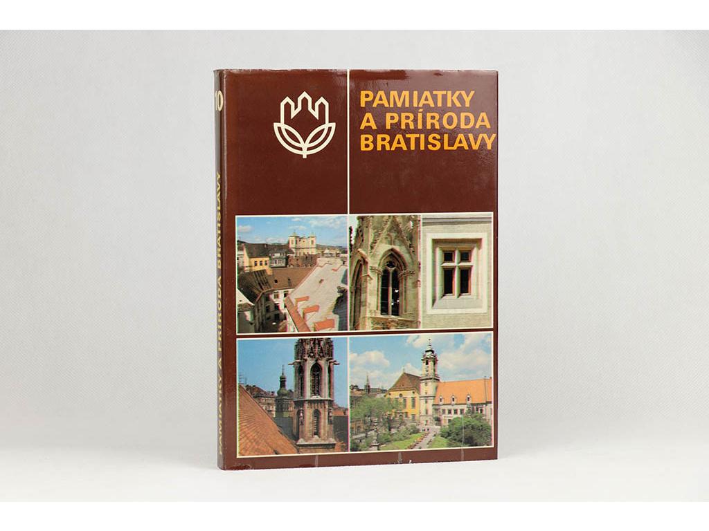 Pamiatky a príroda Bratislavy 10 (1988)