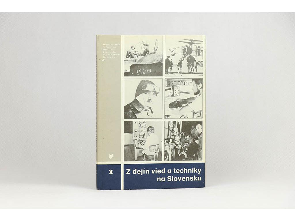 Z dejín vied a techniky na Slovensku (1984)