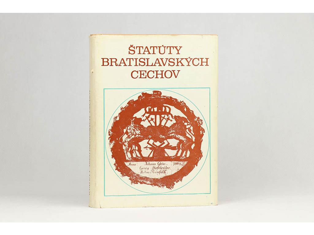 Štatúty bratislavských cechov (1978)