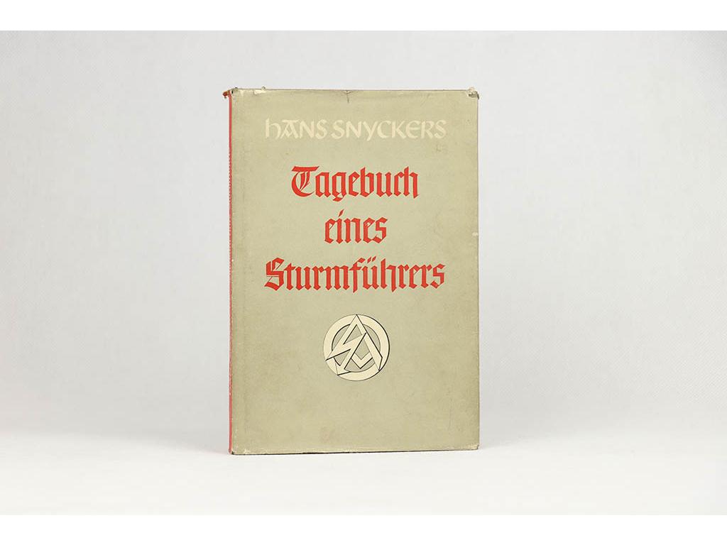 Hans Snyckers - Tagebuch eines Sturmführers (1940)